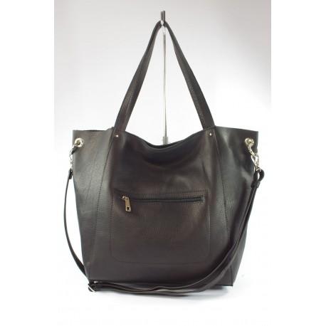 Torebka skórzana Shopper bag