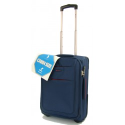 Walizka podróżna PUCCINI EM 50307C blue