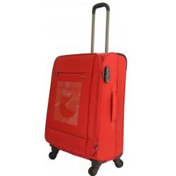 Walizka podróżna PUCCINI EM 50250B red