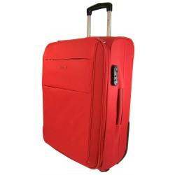 Walizka podróżna PUCCINI EM 50307 A red
